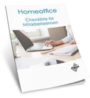 Homeoffice: Checkliste für MitarbeiterInnen