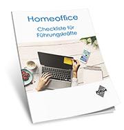 Homeoffice Checkliste für Führungskräfte